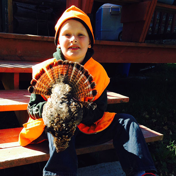 Grouse and Partidge Hunting
